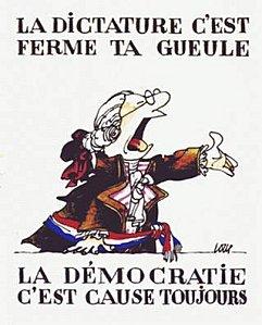 L'esprit français ne doit pas mourir. Democr10