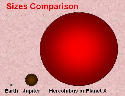 Nibiru / Planete X    Planet10