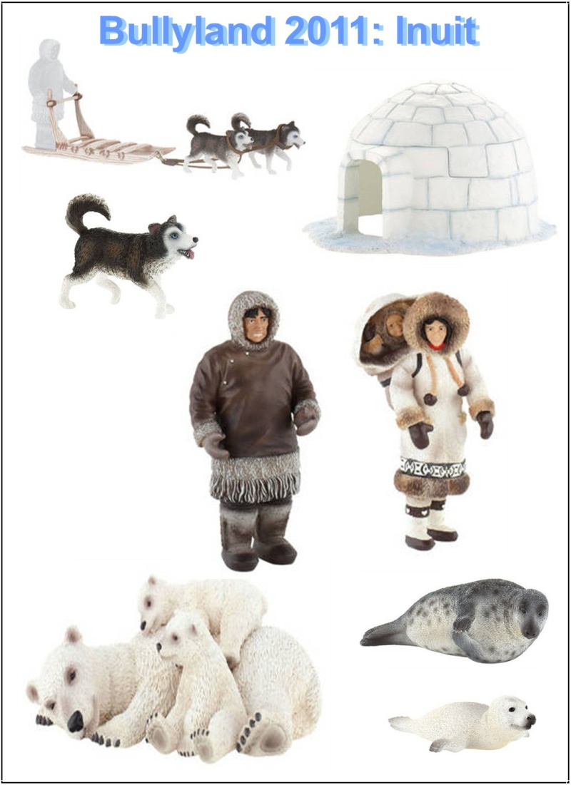 World figure : Inuit Bullyl10
