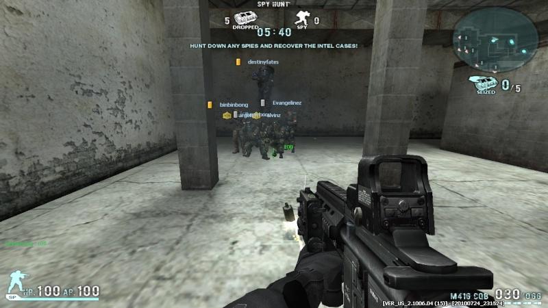 Names List of Haxers Combat20