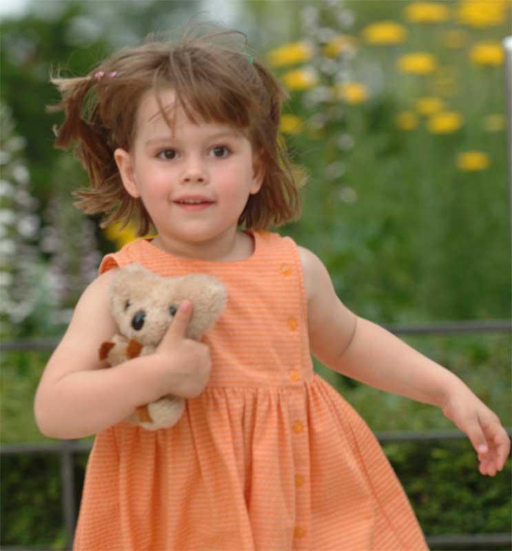 Emie Napier :  Enfant10