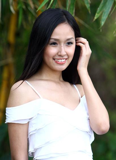 Hoa hậu Mai Phương Thúy duyên dáng ở Tuần Châu 127410