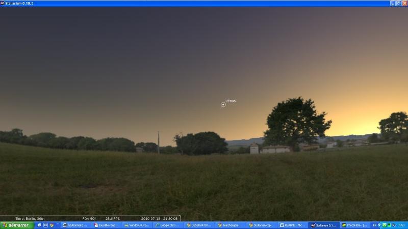 2010: Le 13/07 à 18h00 - observation d'un ovni au Blanc-Mesnil  - (93) - Page 5 Venus_16