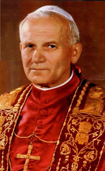 Testament spirituel - Jean-Paul II
