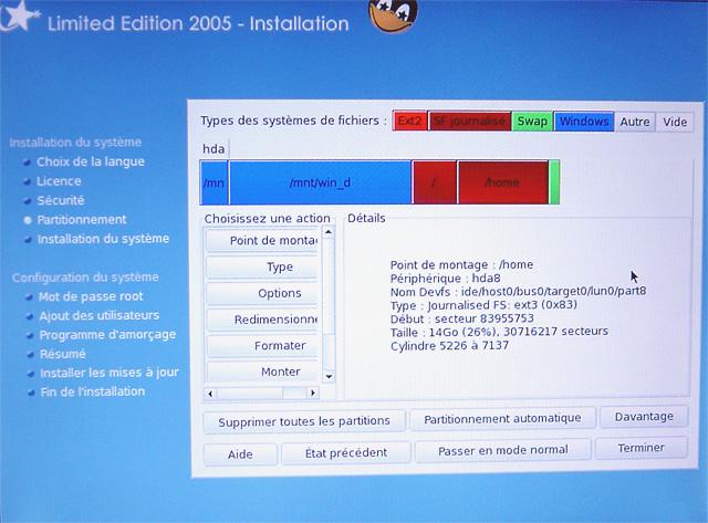 Linux: L'alternative à Windows Partit10