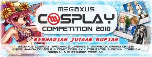MEGAXUS COSPLAY COMPETITION  12767611