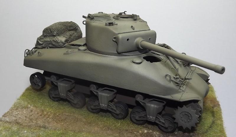 M4A1 italeri 1/35... Modula10