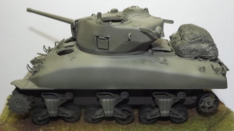 M4A1 italeri 1/35... Modula12