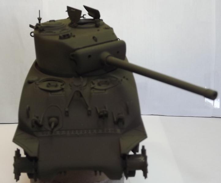 M4A1 italeri 1/35... Sher_111
