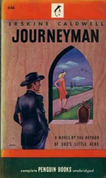Journeyman by Erskine Caldwell Ersk10