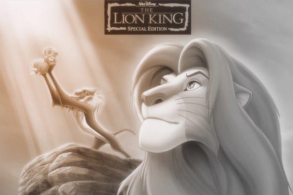 Король Лев. Начало