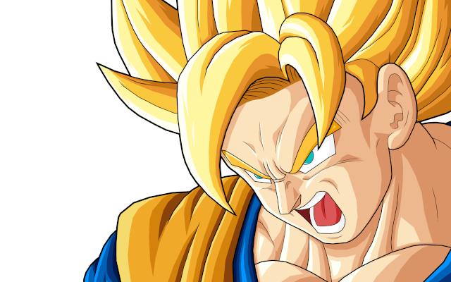 dragon ball z Goku_s10