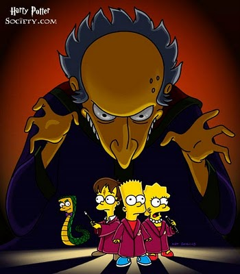 los simpsons Harryp10