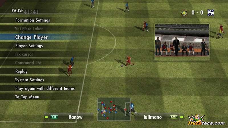Pro Evolution Soccer 2007 Pro-ev10