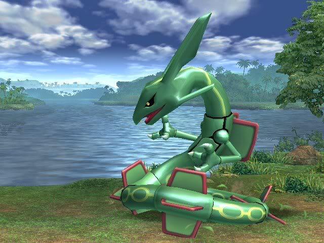 pokemones legendarios Rayqua10