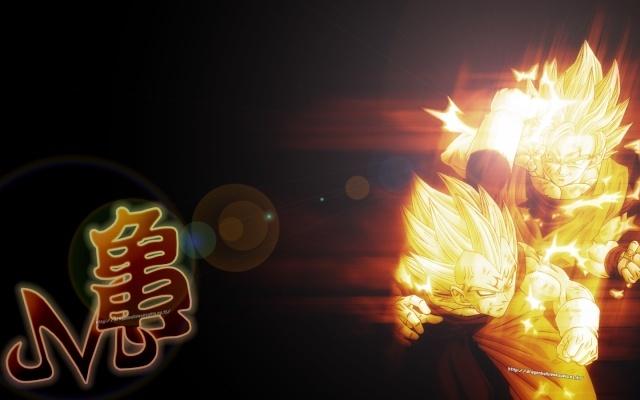 dragon ball z Vegeta10