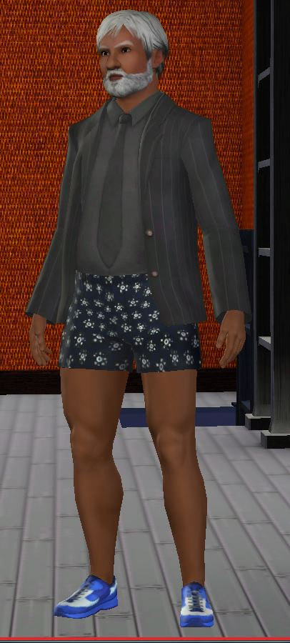 Sims Who Dressed in the Dark - Post Your Pics Here [2013-2015] - Page 6 Work10