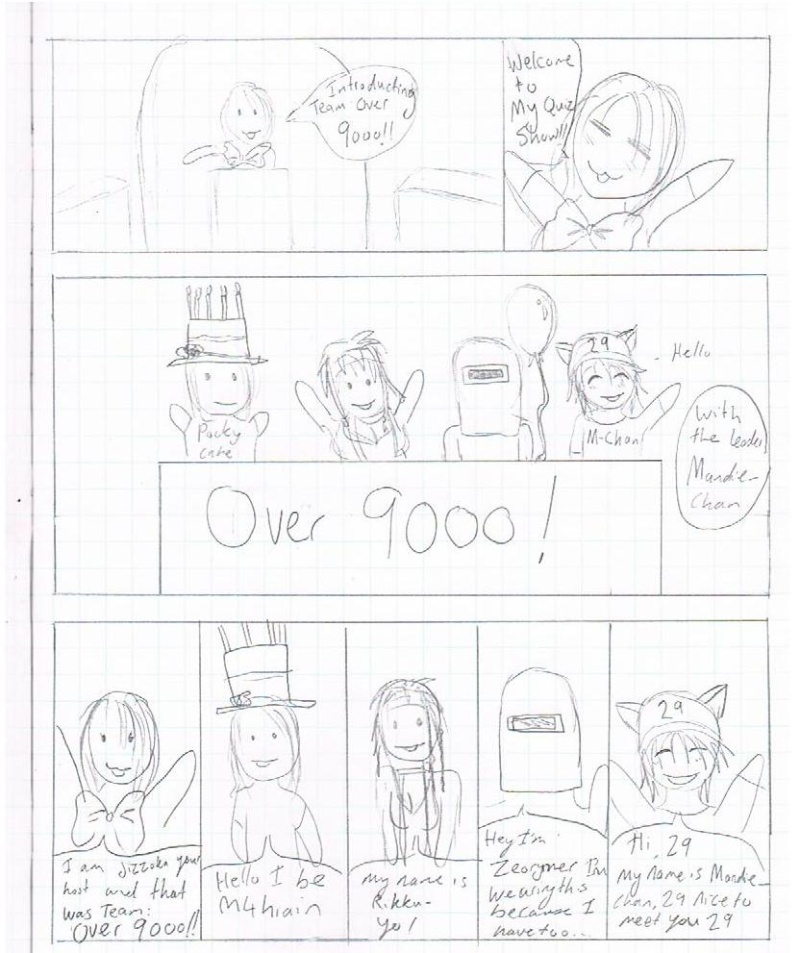 The Comic Game Show!! Part of CNZ comic :3 #6 Game_s10