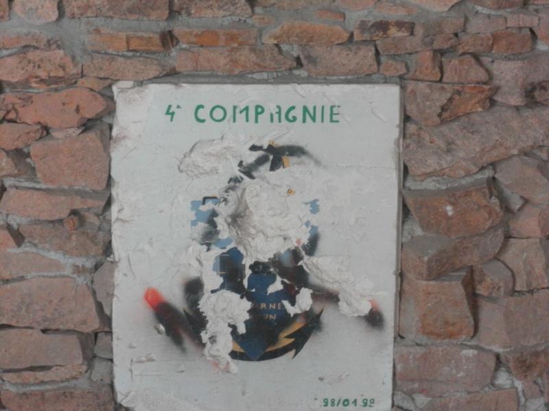 Caserne Montlaur  souvenirs ... BONIFACIO Casern14