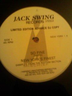 "recherce new york's finest ""so fine"" 28336710"