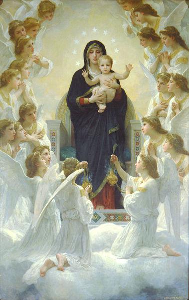 Apparitions mariales en Egypte 379px-10