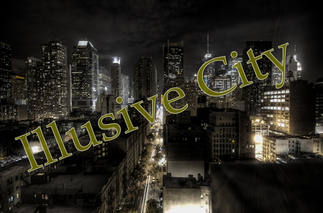 Illusive City