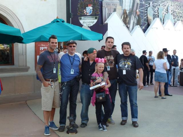 Appel !!! Festival Rock'N'Roll à Disney Village 2012 - Page 2 P1030912