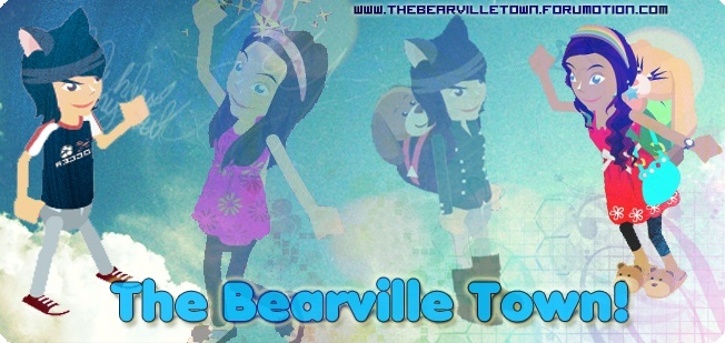 The Bearville Town