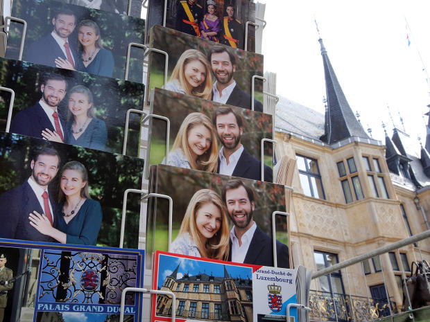 Luxembourg heir wedding 15405511