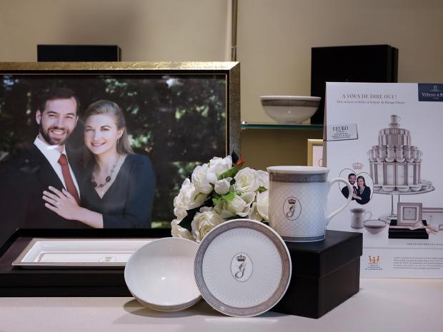 Luxembourg heir wedding 15405513