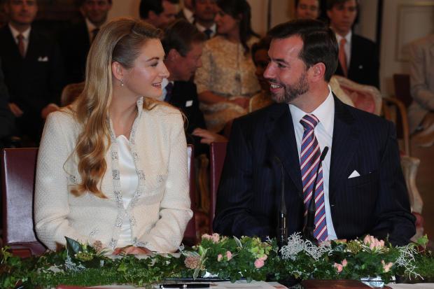 Luxembourg heir wedding 15442410