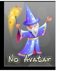 No Avatar Black10
