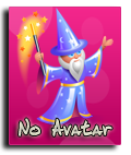 No Avatar Pink10