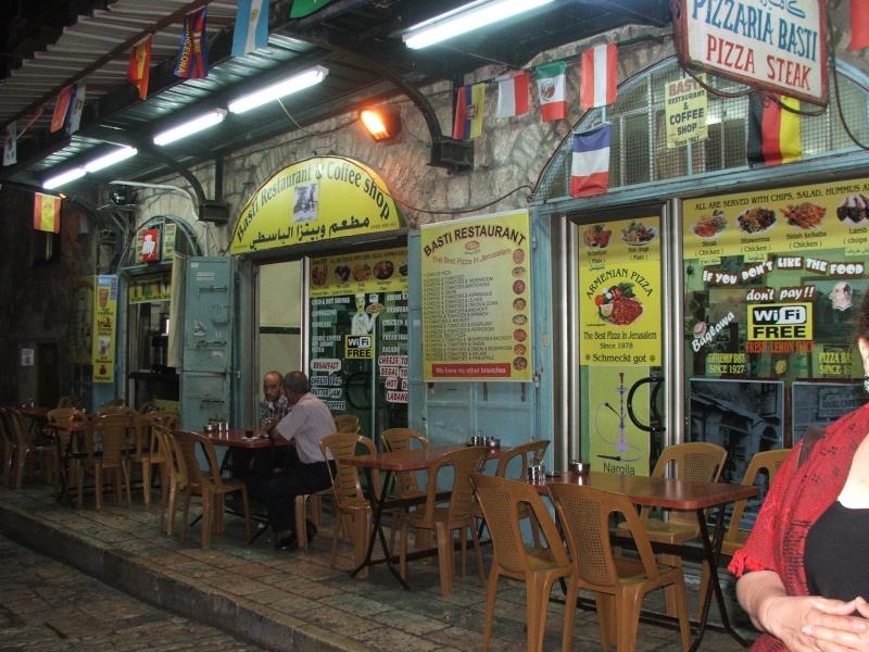 A TRAVERS LES RUELLES DE LA VIEILLES VILLE DE JERUSALEM Dscf4614