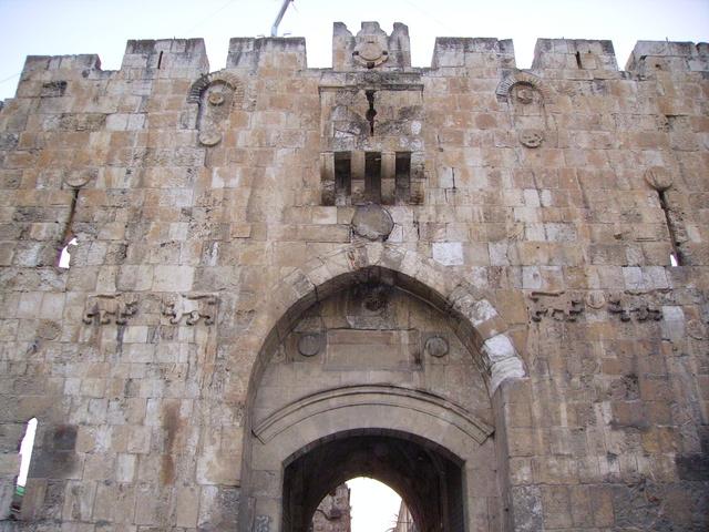 A TRAVERS LES RUELLES DE LA VIEILLES VILLE DE JERUSALEM Imgp2310