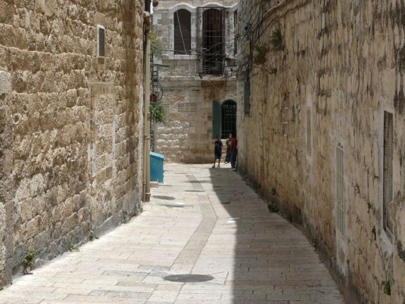 A TRAVERS LES RUELLES DE LA VIEILLES VILLE DE JERUSALEM Israel12