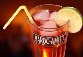 ANNEE 2014 AU CAFE CREME DE MAROC-AMITIE  Mm1010