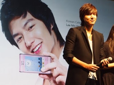 LEE MIN HO Meet-and-Greet Event In Singapore Sg110