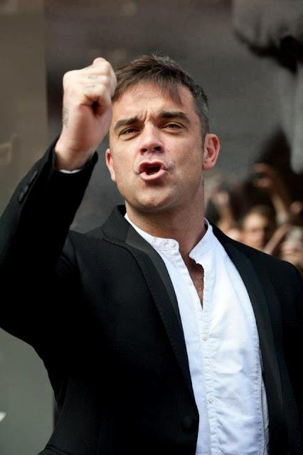Robbie inauguration Farrell Glasgow 12.09.12 30438910