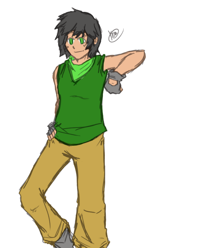 Hurrah For Konaxookami's Mai-Series and yuri-Art!  - Page 3 Elian_10