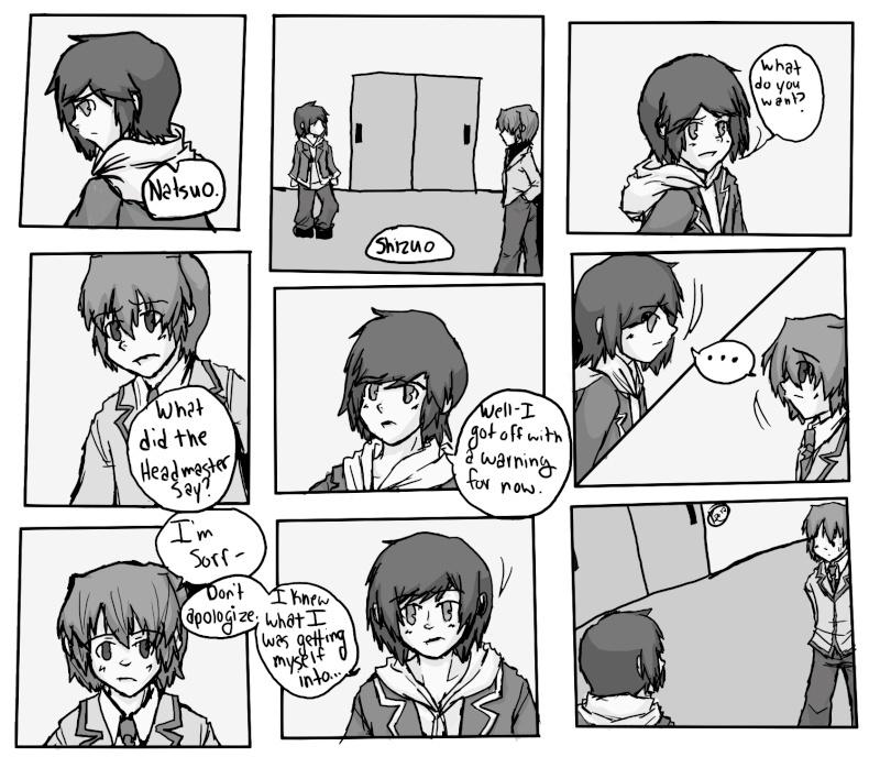 Hurrah For Konaxookami's Mai-Series and yuri-Art!  - Page 3 Shizna10