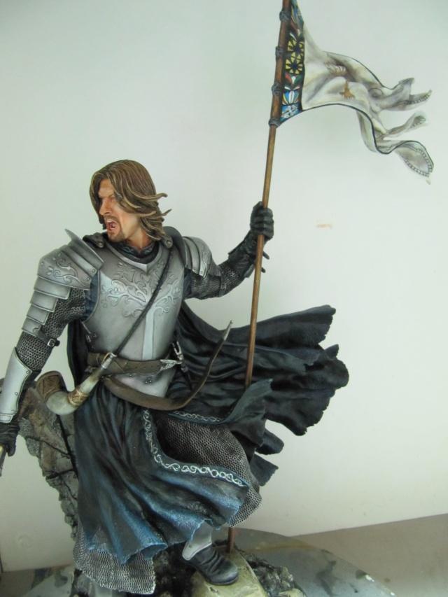 Repaint Polystone Boromir . Img_7521