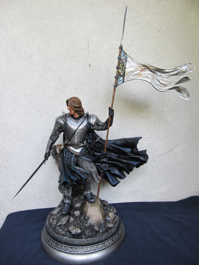 Repaint Polystone Boromir . - Page 2 Img_7524