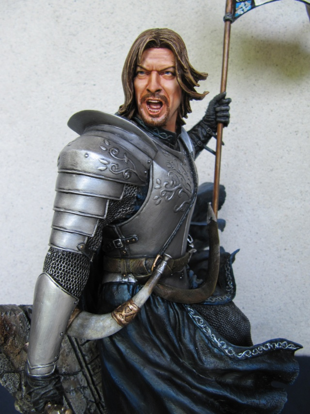 Repaint Polystone Boromir . - Page 2 Img_7528