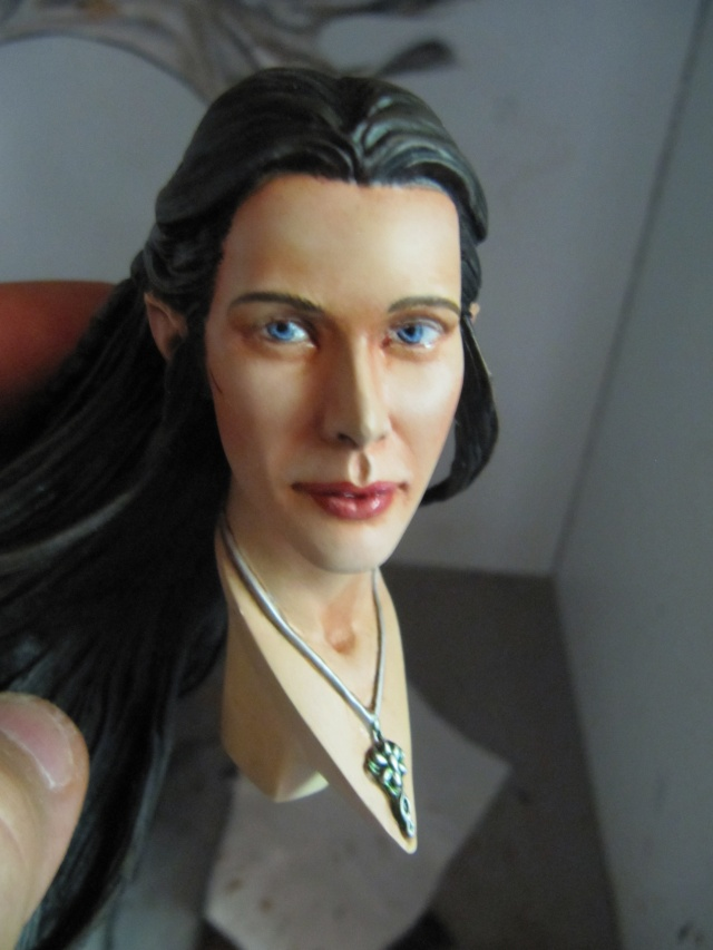 Repaint Polystone Boromir . - Page 2 Img_7531