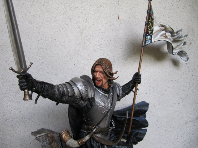 Repaint Polystone Boromir . - Page 2 Img_7610