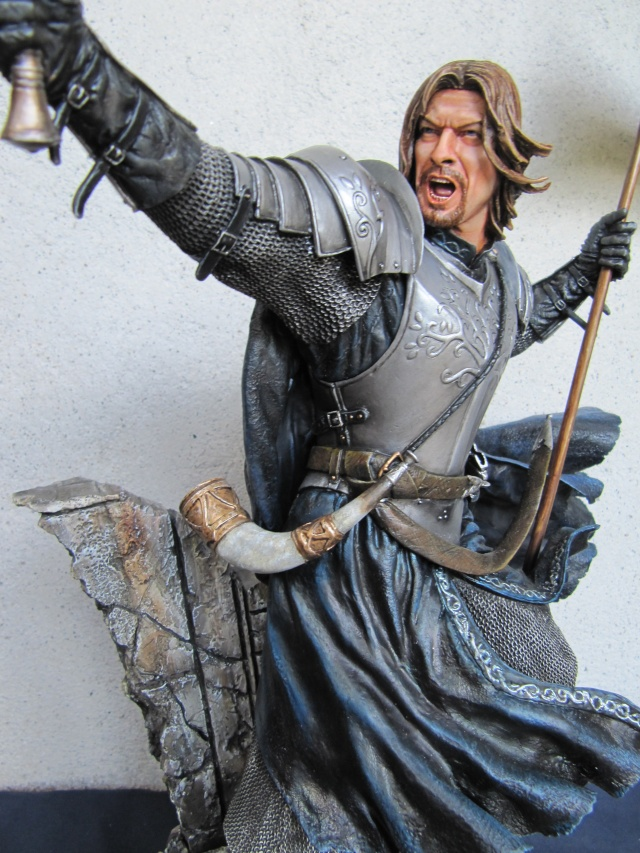Repaint Polystone Boromir . - Page 2 Img_7611