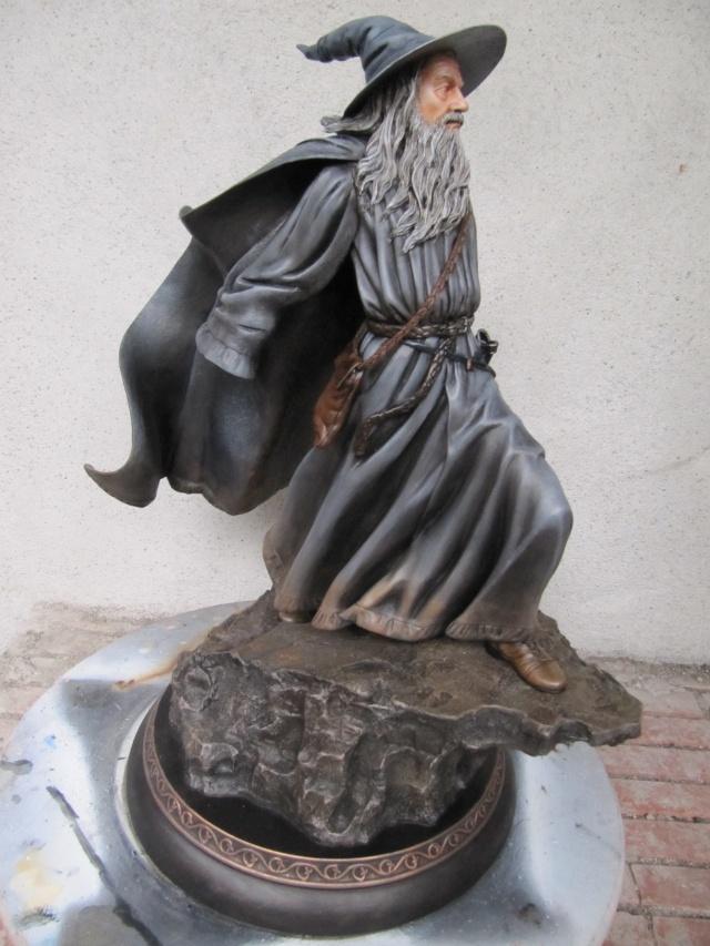 Repaint Polystone Gandalf . Img_7614