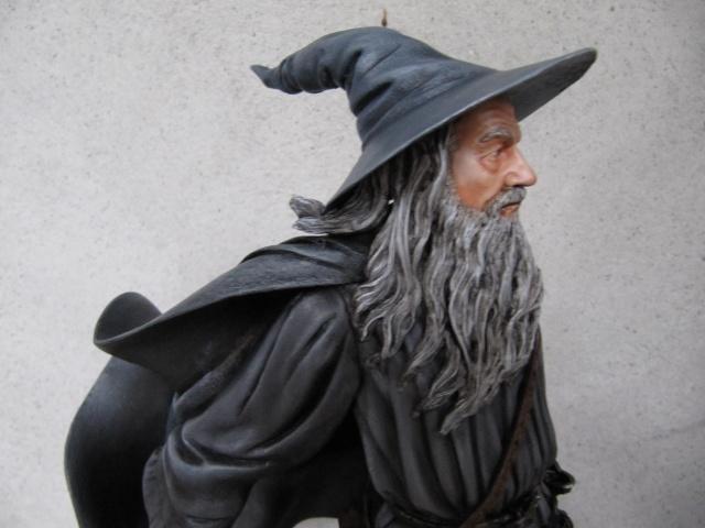 Repaint Polystone Gandalf . Img_7615