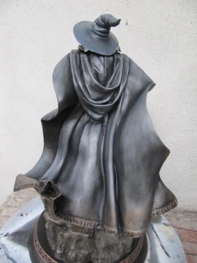 Repaint Polystone Gandalf . Img_7617